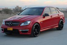 Red Mercedes Benz C 250 2012 for sale