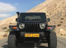 Manual Jeep 1997 for sale - Used - Muscat city