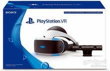 مطلوب VR للبلي ستيشن 4 مستعمله