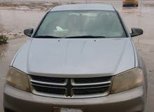 Automatic Silver Dodge 2014 for sale