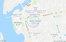 للإيجار شقة في بني جمرة تقع خلف مدرسة السلام