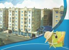 شقة للبيع بشارع مسجد العوام استلام هاى لوكس بالتقسيط حتى 3 سنوات
