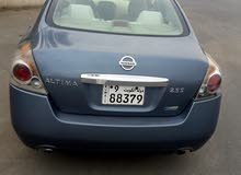 For sale 2012 Blue Altima