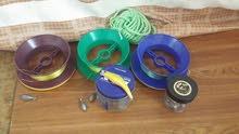 ادوات صيد ما مستعملة