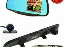 .كاميرا تصوير احترافية للسيارات مع جهاز DVR للتسجيل بسعر 35 دينار