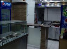 محل تجاري للايجار في العزيزية