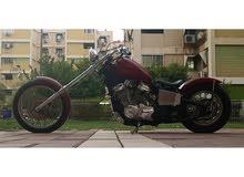 Used Harley Davidson motorbike in Baghdad