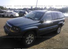 Used 2003 Grand Cherokee in Benghazi