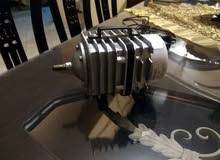 موتور أوكسچين ماركة JAD لأحواض السمك بقوة 70 وات