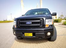 Ford F-150 2014 For sale - Black color