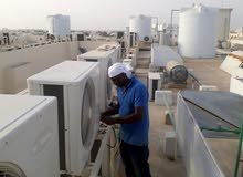 all kind of air condition services