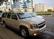 For sale 2011 Gold Suburban