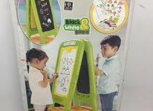 سبورة اطفال + عجلة (سيكل) اطفال+موتوسيكل كهرب للبيع