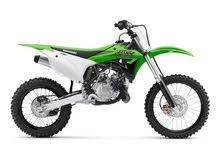 motor cross  kx 100 Kawasaki