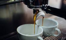 اسطى ماكينة قهوة ابحث عن عمل