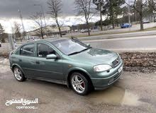 Manual Green Opel 2001 for sale