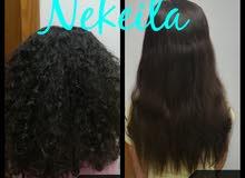 بروتين شعر برازيلي ممتاز
