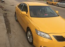 Toyota Camry 2007 For sale - Orange color