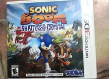 Sonic Boom Shattered Crystal 3ds (USA)