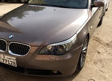BMW 525 2006 For sale - Brown color