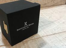ساعة سويسرية للبيع ماركة بي اج ماير