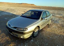 Automatic Silver Renault 1999 for sale