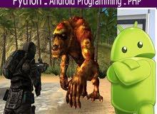 دورات برمجة احترافية - PYTHON - Android - Games Programming
