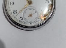 ساعة جيب سيوسريةقديمة