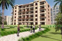 شقة للايجار بمدينة الرحاب 305م بالخامسه الجديدة