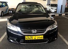 Honda Accord 2014 For sale - Black color