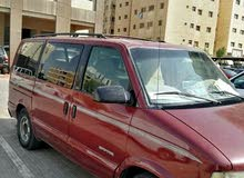 GMC Safari 2000 For sale - Red color