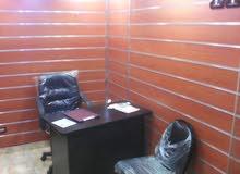 مكتب صغير للأيجار بوسط البلد