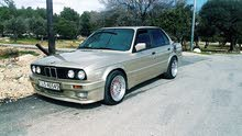 Beige BMW 318 1989 for sale