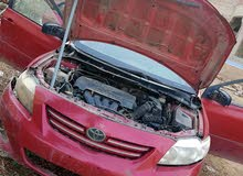 Toyota Corolla 2008 For sale - Red color