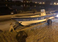 Used Motorboats is up for sale in Dammam