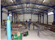صناعة وتركيب كل انواع الهياكل المعدنية شارپونت