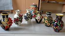 Hand made flower pots