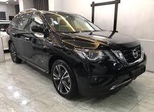 For sale 2018 Black Pathfinder