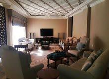 فيلا مستقلة جميلة مفروشة  للبيع على شارعين في مرج الحمام مساحة البناء 970 م , مساحة الارض 1033 م