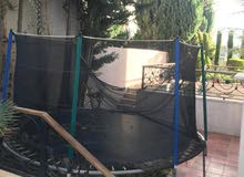 ترامبولين trampoline