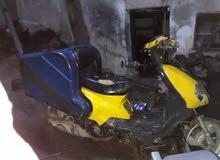 Honda motorbike available in Irbid