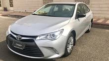 Automatic Silver Toyota 2017 for sale