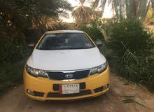 For sale 2013 Yellow Forte