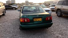 Used condition Toyota Corolla 1998 with 60,000 - 69,999 km mileage