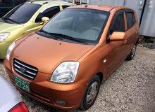 Automatic Brown Kia 2007 for sale