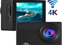 camera gopro 4k hd جديدة بجميع ملحقاتها