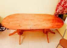 Dining Table Malaysian 6×3 feet