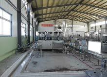 مصنع مياه معدنيه