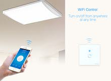 Smart Home Sonoff Touch - Luxury Glass Panel Touch WiFi LED Light Switch