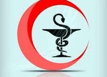 مطلوب فنية معمل تحاليل طبية